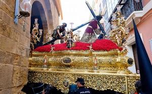 El Señor de las Tres Caídas de San Isidoro