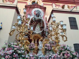 Madre de Dios del Rosario / M. J. RODRÍGUEZ RECHI